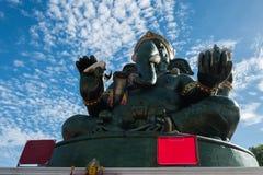 Ganesha statua i Hinduski bóg, Tajlandia Obrazy Stock