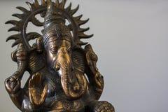 Ganesha statua, władyka Ganpati obrazy royalty free
