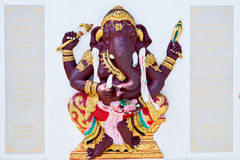 Ganesha statue Stock Photography