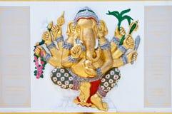 Ganesha statue Stock Photos