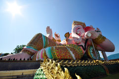 Ganesha statue Royalty Free Stock Photography