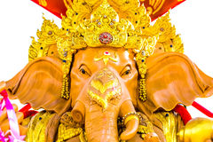 Ganesha statue in chiangmai province thailand Royalty Free Stock Photography