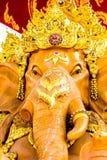Ganesha statue in chiangmai province thailand Stock Image