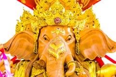Ganesha statue in chiangmai province thailand Stock Photo