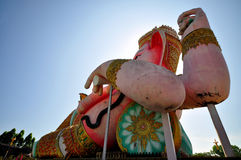 Ganesha statue Royalty Free Stock Photo
