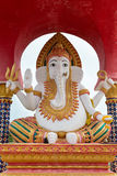 Ganesha statue in the temple on Samui in Thailand Stock Photography