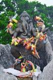 Ganesha statue at Wat Tham Sua in Krabi. Ganesha statue at Wat Tham Sua, or Tiger Cave Temple, in Krabi, Thailand royalty free stock photo