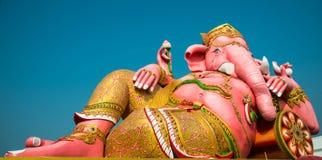 Ganesha staty Royaltyfria Foton
