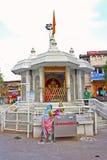 Ganesha temple Stock Images