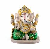 Ganesha vom Stein Stockfoto
