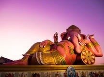 Ganeshatempel Stock Foto's