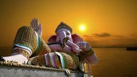 Ganeshen Arkivbilder