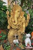 Ganeshstandbeeld Stock Afbeelding