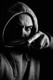 Gang crime Royalty Free Stock Image