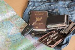 Gang für Reise Lizenzfreie Stockfotos