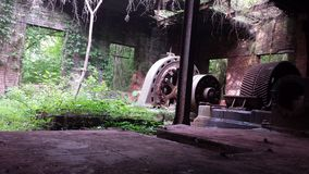 Gang-Haus Sloss-Bergwerk-2 lizenzfreie stockfotografie
