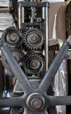 Gang industriell Stockbild