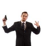 A gang leader Stock Photos