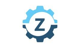 Gang-Lösung Logo Initial Z Stockfotografie