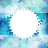 Gang-weißes Symbol-Hintergrund-Teamwork-Geschäft Lizenzfreie Stockfotos