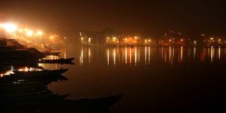 Ganga Stock Afbeelding