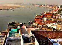 Ganga Lizenzfreies Stockfoto