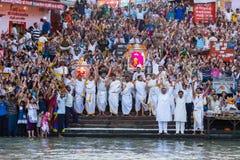 Ganga Artik Stock Image