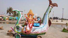 Ganga Devi fotos de archivo libres de regalías