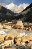 Ganga en Inde Photo stock