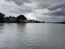 Ganga flod Royaltyfri Foto