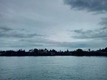 Ganga flod Royaltyfria Foton