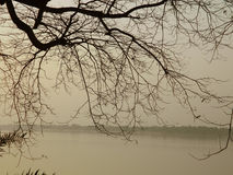 The Ganga. River Royalty Free Stock Images
