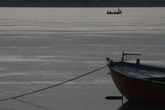 Ganga Rzeka Obrazy Royalty Free