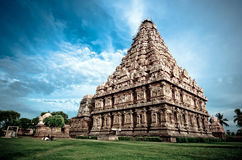 Gangaikondacholapuram Stock Photos