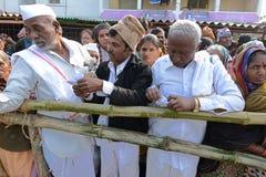 Gangasagar节日 图库摄影