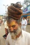 Gangasagar Festival In India. Royalty Free Stock Photo