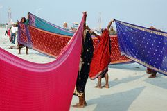 Gangasagar Festival In India. Stock Image