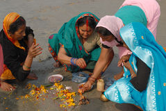Gangasagar Festival Royalty Free Stock Image
