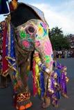 Gangaur Festival-Jaipur Imagem de Stock