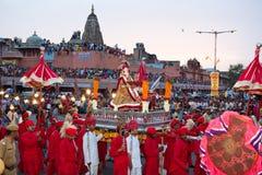 Gangaur Festival-Jaipur Images libres de droits