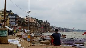 ganges photo stock