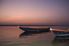 Ganges-Fluss lizenzfreie stockfotografie
