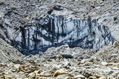 Ganges Glacier Royalty Free Stock Photography