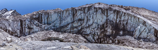Ganges Glacier Stock Photography