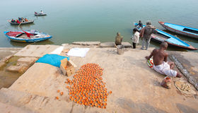 Ganges Royalty Free Stock Image