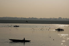 Ganges River Stock Photography