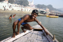 Ganges River Stock Photos