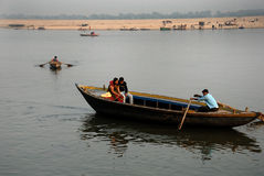 Ganges River Royalty Free Stock Photos