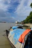 Ganges River In Kolkata Stock Image