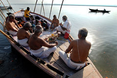 Ganges River Stock Image